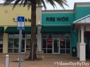 Fire Wok - Review - Vilano Beach - VilanoDayByDay