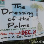 Vilano Beach The Dressing of the Palms