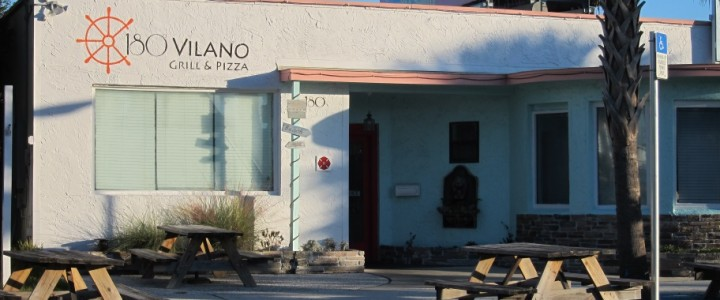 180 Vilano Grill : Review