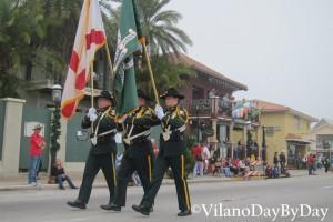 Saint Augustine - Christmas Parade -1- VilanoDayByDay