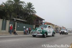 Saint Augustine - Christmas Parade -10- VilanoDayByDay