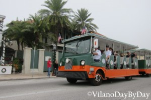 Saint Augustine - Christmas Parade -11- VilanoDayByDay