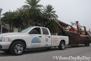 Saint Augustine - Christmas Parade -12- VilanoDayByDay