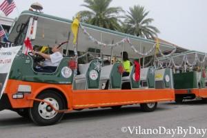 Saint Augustine - Christmas Parade -13- VilanoDayByDay