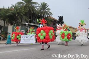 Saint Augustine - Christmas Parade -14- VilanoDayByDay