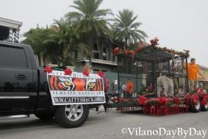 Saint Augustine - Christmas Parade -16- VilanoDayByDay