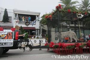 Saint Augustine - Christmas Parade -16.5- VilanoDayByDay