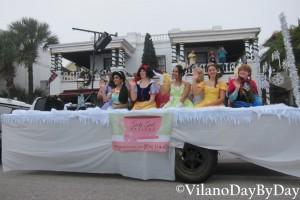 Saint Augustine - Christmas Parade -18- VilanoDayByDay
