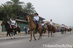 Saint Augustine - Christmas Parade -19- VilanoDayByDay
