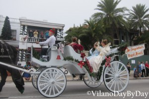 Saint Augustine - Christmas Parade -2- VilanoDayByDay