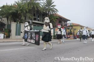 Saint Augustine - Christmas Parade -20- VilanoDayByDay