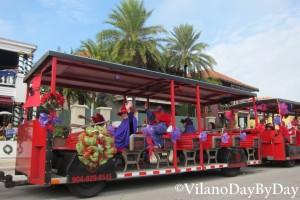 Saint Augustine - Christmas Parade -22- VilanoDayByDay