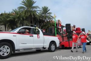 Saint Augustine - Christmas Parade -23- VilanoDayByDay