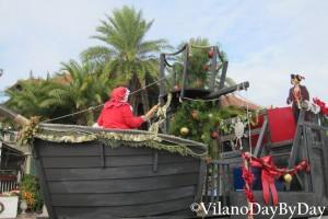 Saint Augustine - Christmas Parade -24- VilanoDayByDay