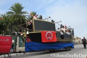 Saint Augustine - Christmas Parade -25- VilanoDayByDay