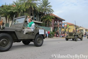 Saint Augustine - Christmas Parade -26- VilanoDayByDay