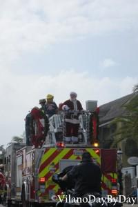 Saint Augustine - Christmas Parade -29- VilanoDayByDay