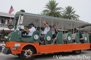 Saint Augustine - Christmas Parade -3- VilanoDayByDay
