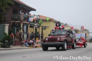 Saint Augustine - Christmas Parade -4- VilanoDayByDay