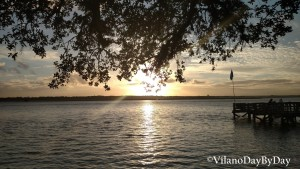 Sunset - Caps on the Water - Vilano Beach - VilanoDayByDay