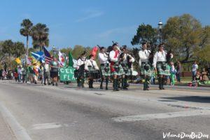 St Patrick's Day St Augustine FL